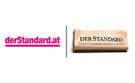 Logo derStandard.at