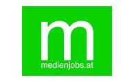 Logo unseres Partners Medienjobs