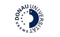 Logo unseres Medienpartners Donau Uni Krems