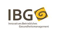 Logo unseres Partners Innovatives Betriebliches Gesundheitsmanagement