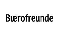 Logo unseres Partners Buerofreunde