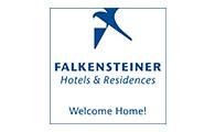 Logo unseres Partners Falkensteiner Hotels & Residences