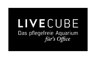 Logo unseres Partners LIVECUBE