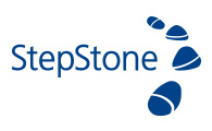 Logo unseres Mainpartners StepStone