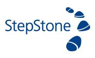 Logo unseres Mainpartners StepStone