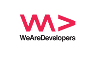 Logo unseres Partners WeAreDevelopers